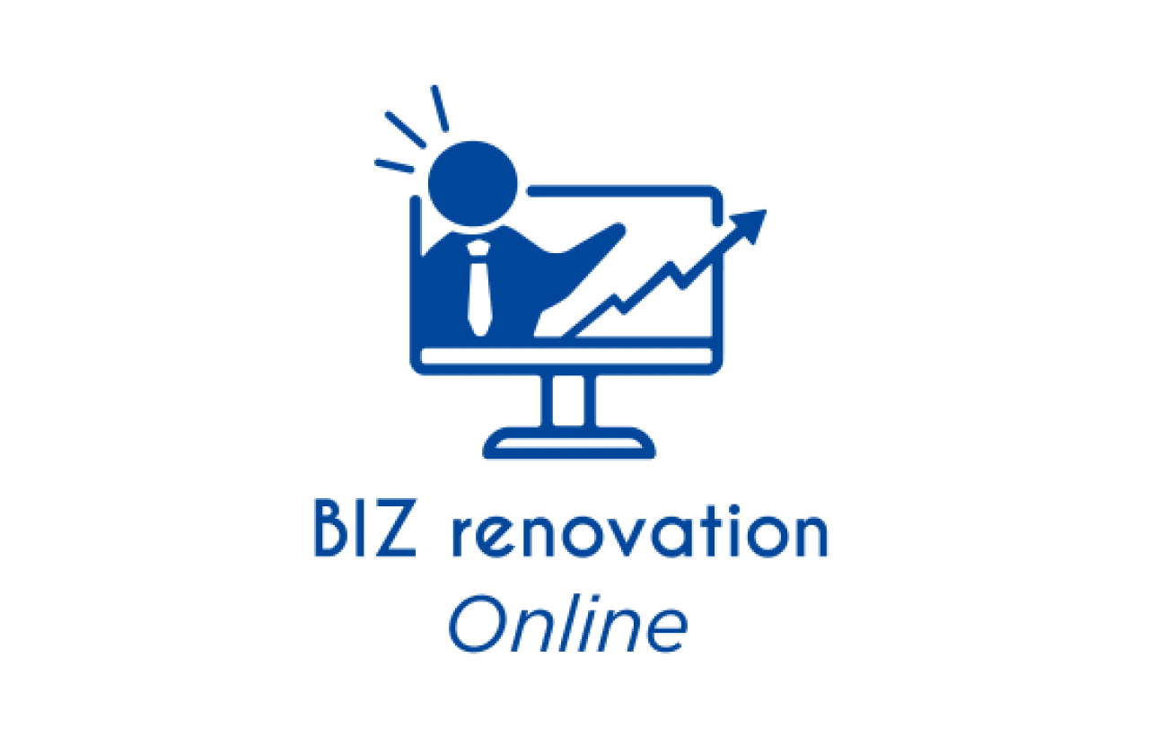 ロゴデザイン|Biz renovation Online