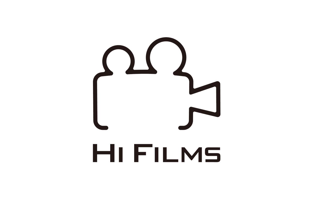 ロゴデザイン|Hi FILMS