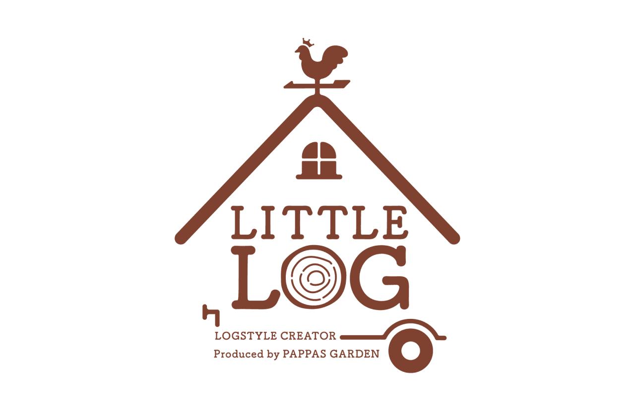 ロゴデザイン|LITTLE LOG